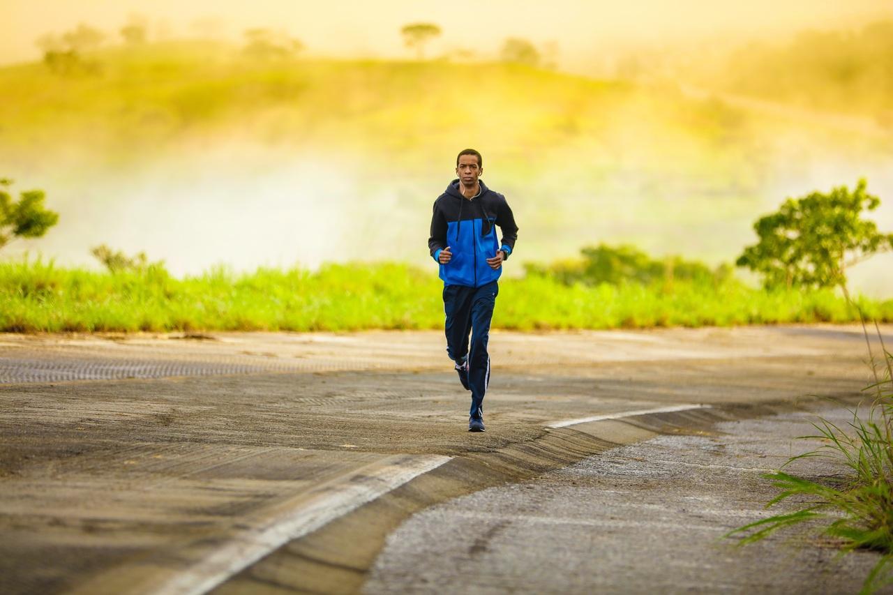 dolores al correr